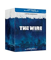 Wire, The: The Complete Series (BD) [Blu-ray]