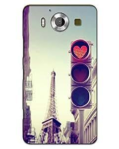 3d Nokia Lumia 950 Mobile Cover Case