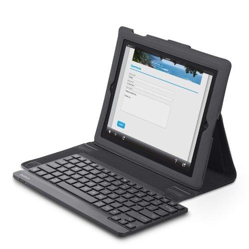 Belkin Keyboard Folio Case with Keyboard, Black