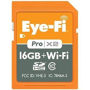 它让你的灵感飞起来!Eye-Fi 无线SD卡 Pro X2 Mobile X2 Connect X2 全系评测