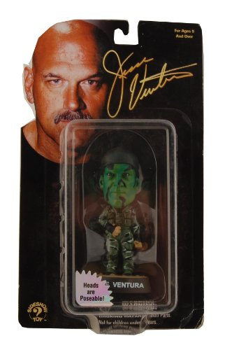 Jesse Ventura The Seal Mini Figure Version A - 1