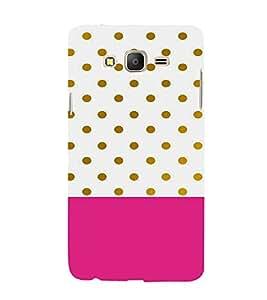 EPICCASE Polka dots pattern Mobile Back Case Cover For Samsung Galaxy E7 (Designer Case)