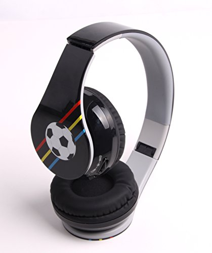 2014 Hot Football--- Over-Ear Bluetooth 4.0 Headphones With Noise Cancellation Technology--Usa Seller