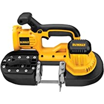 DEWALT Bare-Tool DCS370B 18-Volt Cordless Band Saw (Tool Only No Battery)