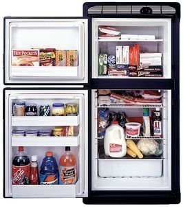 Norcold DE0061 FLUSH MOUNT AC/DC 2 DR REFRIG BUILT-IN REFRIGERATOR/FREEZER 7.0 CU. FT.