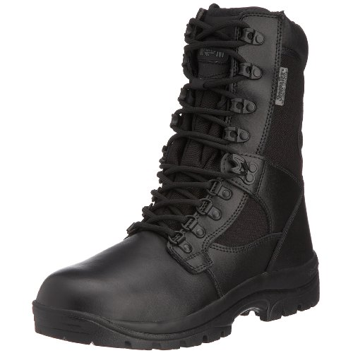 Magnum Unisex Elite II Leather  &  Nylon Black 81630 3 UK