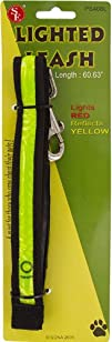 SE High Visiblity Pet Safety Illumina. 61in Dog Leash