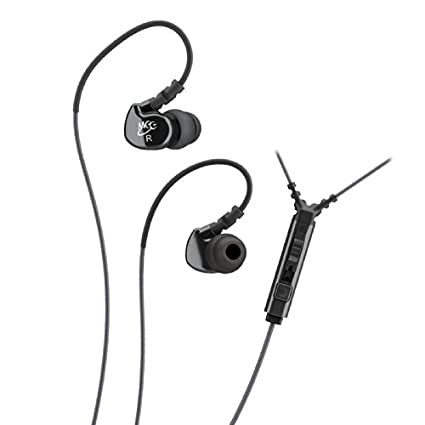 MEElectronics Sport-Fi M6P Memory Wire In Ear Headset