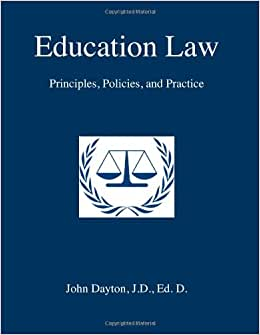 law of education