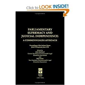 Parliamentary Supremacy | RM.
