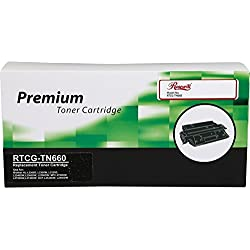 Rosewill RTCG-TN660 Replacement Toner Cartridge for Brother Printers - Black