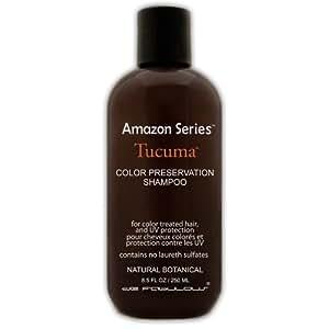 de Fabulous De Fabulous Amazon Series Tucuma Color Preservation Shampoo, 8.5 Fl. Oz.