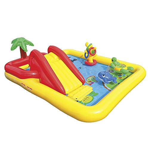 Intex Ocean Inflatable Play Center, 100