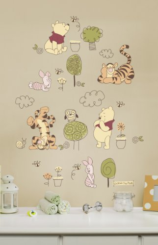 Where I buy Disney Friendship Pooh Wall Decals online