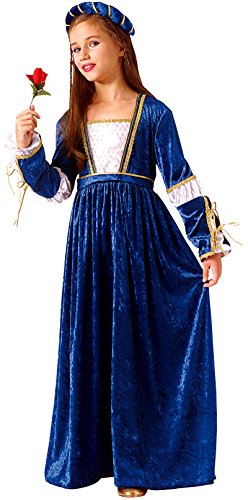 Child Juliet Renaissance Princess Costume 67196
