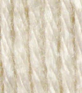 Spinrite Patons Silk Bamboo Yarn, Ivory