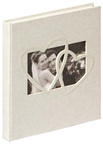 Walther, Libro Degli Ospiti, Sweet Heart, Gb-123, 144 Pagine Bianche