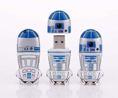 Star Wars R2D2 2GB MIMOBOT USB Flash Drive from Mimobot