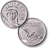 1999	 1/10 Ounce Platinum Eagle Coin