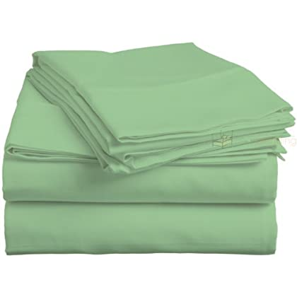800 TC Full XL Fitted Sheet 20