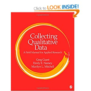 collecting qualitative data a field manual for applied research pdf