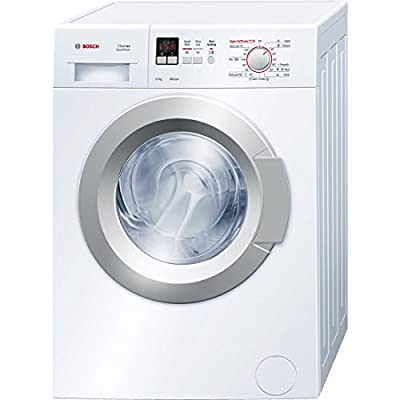Bosch WAX16161IN Fully-automatic Front-loading Washing Machine (6 kg, White)