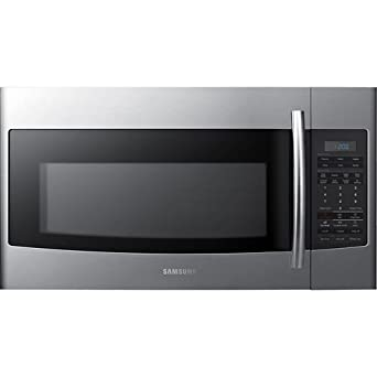 Samsung SMH1816S 1.8 Cu. Ft. Stainless Steel Over-the-Range Microwave