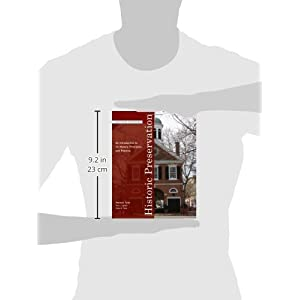 Historic Preservation: An Livre en Ligne - Telecharger Ebook