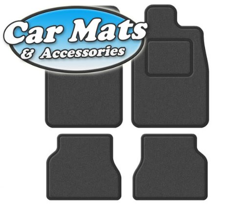 Grey Tailored Specific Car Mats Jaguar XF 2008 on