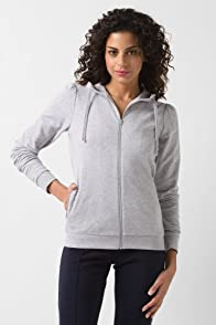 Long Sleeve Hooded Full Zip Sweatshirt