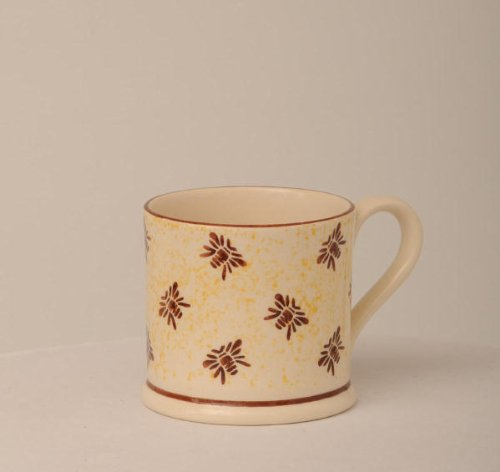 Brixton Pottery Bees 250ml Large Mug