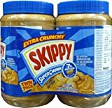 SKIPPY スキッピー ピーナッツバター スーパーチャンク 2.72kg(1.36kg×2)