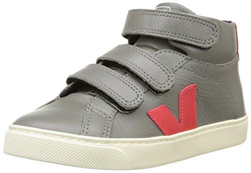 Veja - Esplar Mid, Sneakers per bambini e ragazzi, grigio (0862/grey/pekin), 32