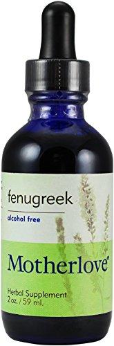 Motherlove Fenugreek Alcohol Free, 2 Oz. (Ffp) front-78579