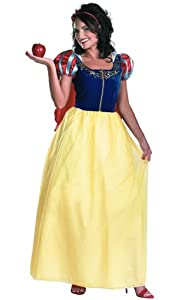 California Costumes Women's Snow White,Blue/Yellow, Small Costume