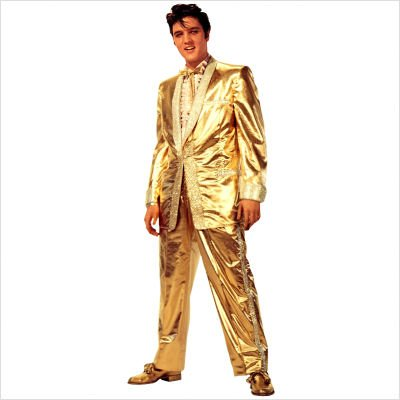 Elvis Presley Life Size Cutout 70in
