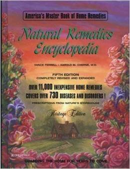 Natural Remedies Encyclopedia: America's Master Book of Home Remedies (Natural Remedies Encyclopedia compare prices)