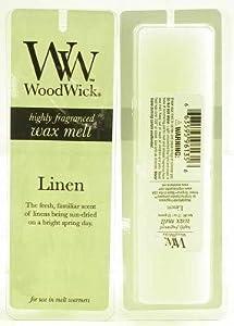 Woodwick Wax Melt (Linen)
