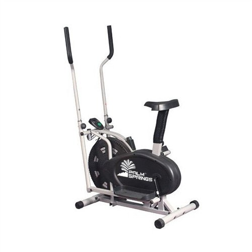 Palm Springs 2 In 1 Elliptical Cross Trainer & Exercise Bike