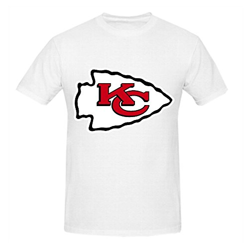 nfl-kansas-city-chiefs-team-logo-crew-neck-mens-cotton-t-shirts-white