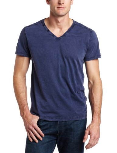 Hugo Boss Mens Tubs T-Shirt, Medium Blue, Medium