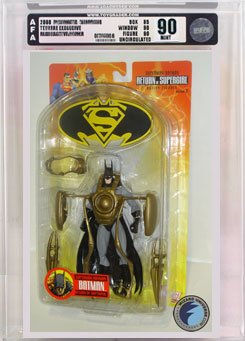 Picture of AFA Superman/Batman 2: Batman Action Figure AFA 90 (B000RYBZ58) (Batman Action Figures)