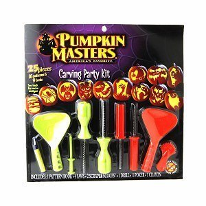 Pumpkin Masters Pumpkin Masters Carving Party Kit