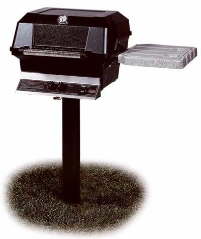 30000 BTU Gas Grill Head (Natural Gas with Stainless Cooking Grid)