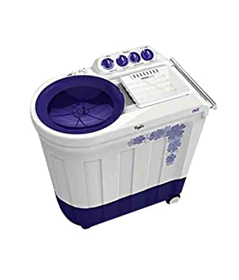 Whirlpool ACE Stainfree Semi-automatic Top-loading Washing Machine (6.8 Kg, Flora Purple)