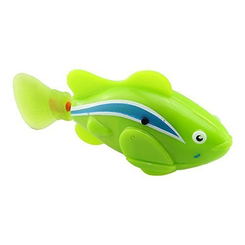 Electronic 3-Inch Clownfish Green - 1
