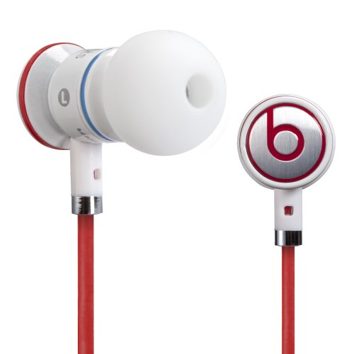 iBeats Headphones with ControlTalk From Monster®  InEar Noise Isolation (White) Picture