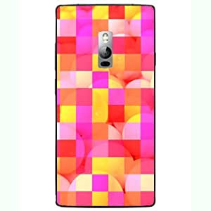 OnePlus 2 printed back cover (2D)AK-AD014