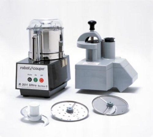 Robot Coupe R301U 3.5-qt Food Processor, Continuous