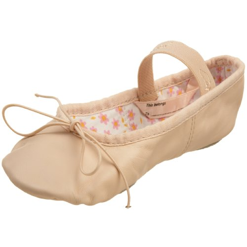 Capezio Women's Split Sole Daisy Ballet Shoe,Ballet Pink,7 W